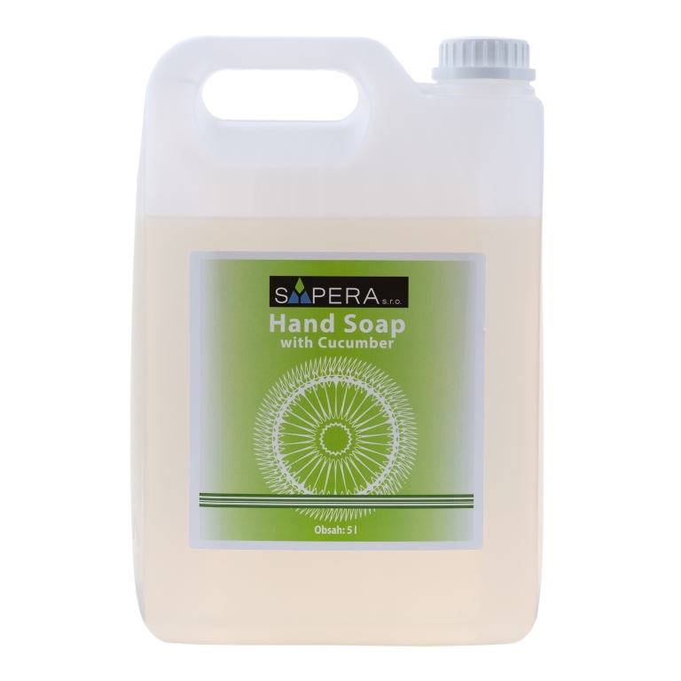 HAND SOAP with CUCUMER